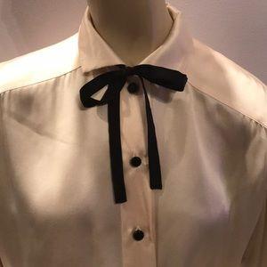 Vintage Escada silk blouse ⭐️NWT⭐️